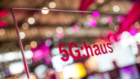 5G:Haus Telekom