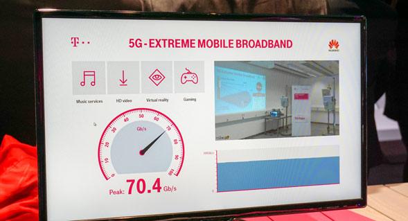 Telekom 5G Demo