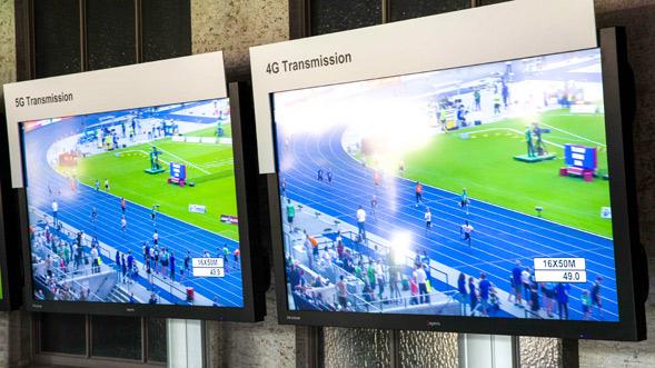 4G versus 5G Übertragung