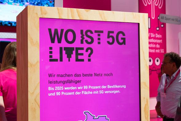 Telekom: 5G-Ausbau bis 2024