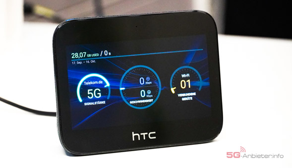 5G Telekom Router