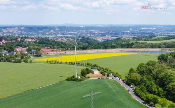 5G von der Telekom in immer mehr Regionen