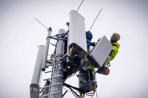 5G Antennenausbau