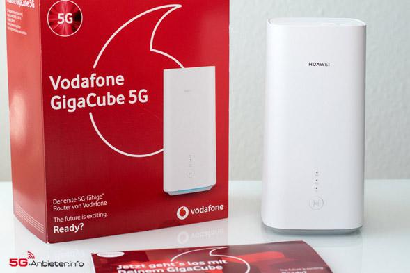 Gigacube 5G mit Starterset