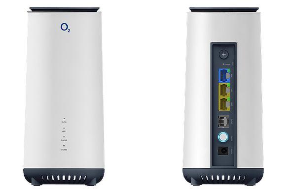 O2 Homespot mit 5G-Unterstützung