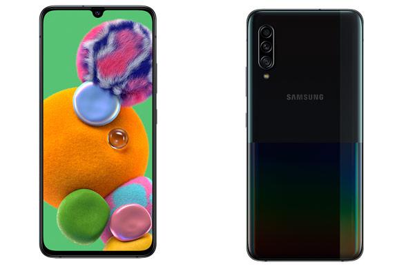 5G Samsung A90