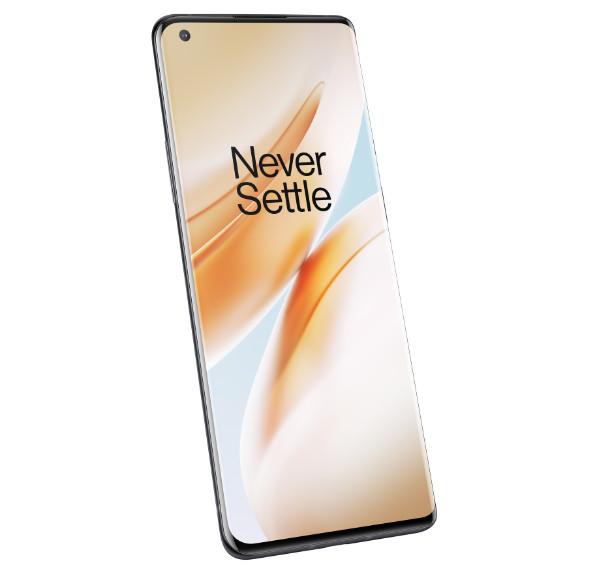 OnePlus 8 Pro Vorderseite
