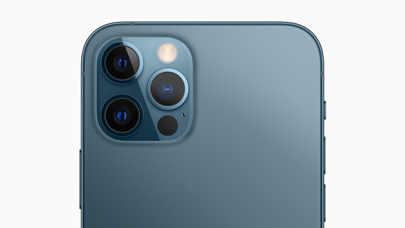 Camera des iPhone 12